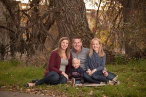 Family park photo session