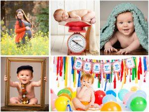 Maternity, newborn, 6 month, 9 month, 1 year