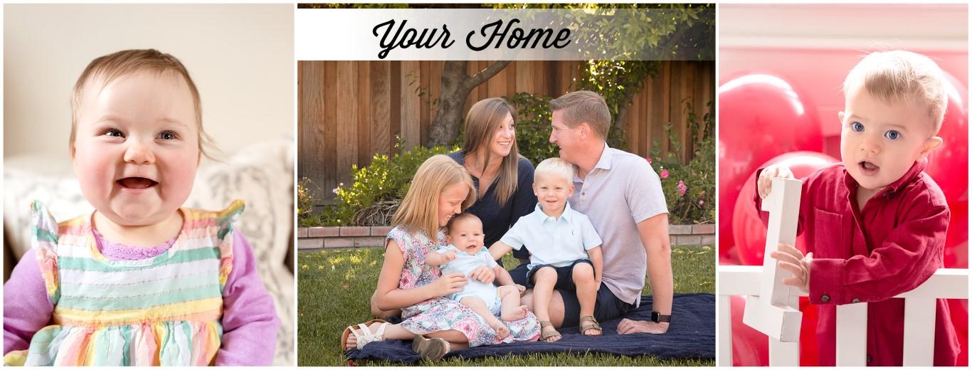 Photos at home