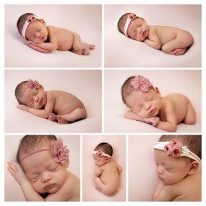 newborn infinity blanket naked poses