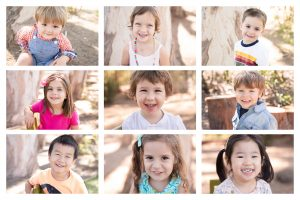 SitHappy Pre-school portraits