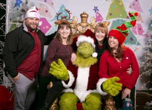 Grinch photos at Santana Row Light up the Row by SitHappy