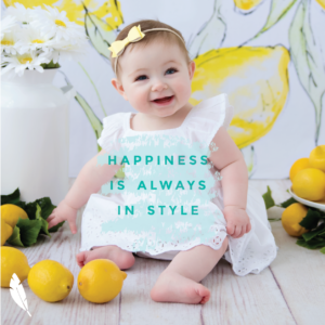 Happiness is always in style